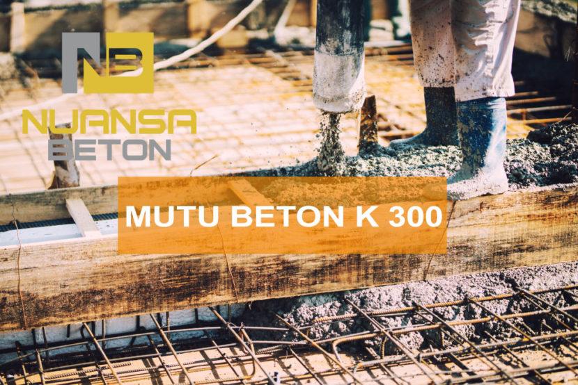 harga beton k 300 jakarta